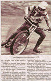 When speedway was a religion, Rogerson rode on world stage
