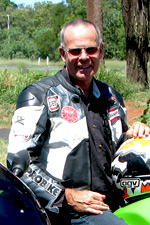 Col Rogerson - Motorcycle Trainer