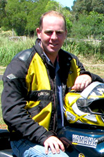 Simon Rogerson - Motorcycle Trainer